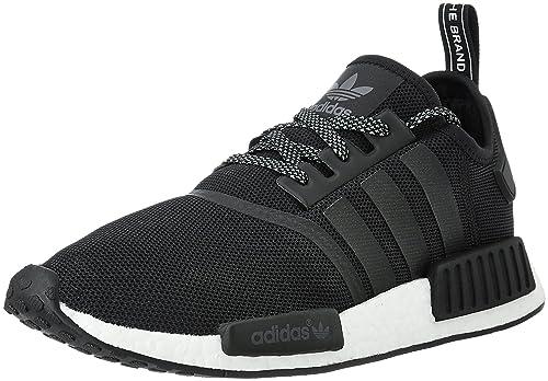 buy online 7a80f c2f74 Amazon | Black Shoes adidas NMD_R1 (S31505) 44 - | Amazon ...