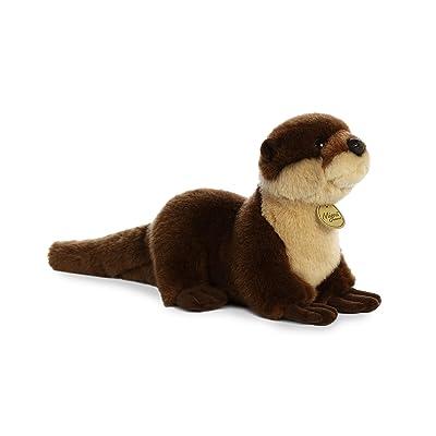 """Aurora - Miyoni - 11"""" River Otter: Toys & Games"""