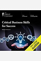 Critical Business Skills for Success Audible Audiobook