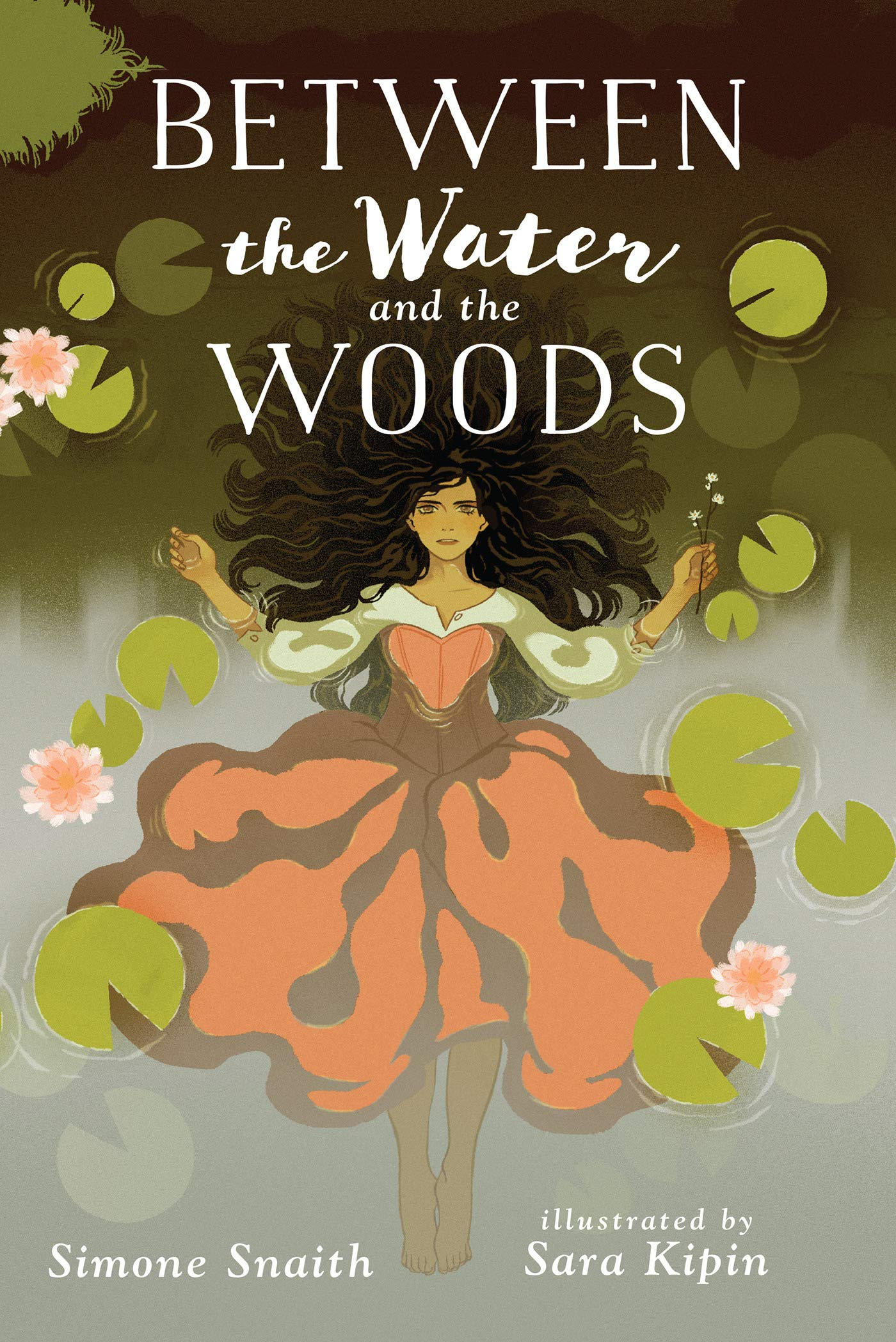 Amazon.com: Between the Water and the Woods (9780823440207 ...