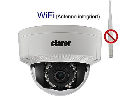 clarer D100-SW / 1.3MP Cámara de seguridad / Cámara domo / Cámara de