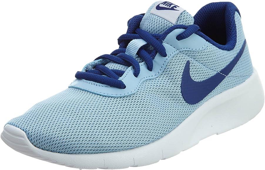 Nike Tanjun (GS), Zapatillas de Running para Mujer, Azul (Bluecap/Deep Royal Blue-White), 38 EU: Amazon.es: Zapatos y complementos