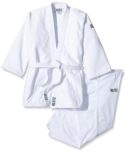 Blitz - Traje de Judo (polialgodón, 5, Alta Resistencia ...
