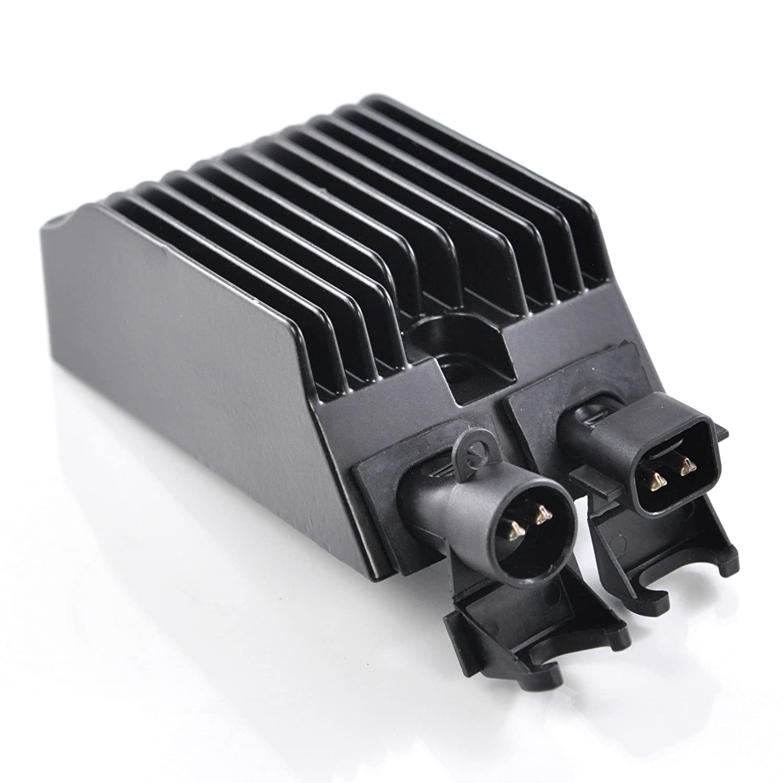 Mosfet Voltage Regulator Rectifier For Harley Davidson Sportster 1200 Sportster 883 2014-2015 OEM Repl.# 74700012 RaceTech Electric