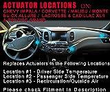OK108A HVAC Air Door Actuator Fits Chevy Impala