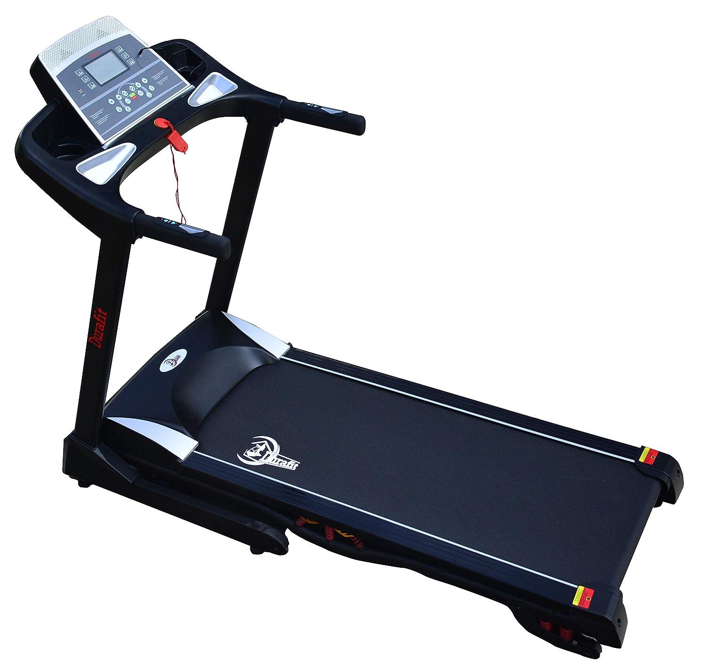 Durafit Springo 1.75 HP Continuous (Peak 3.5 HP) DC Motor Treadmill