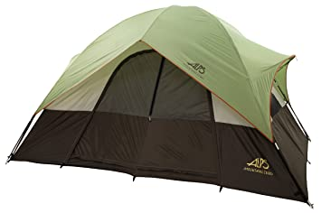 ALPS Mountaineering Meramac Two Room Tent - Fiberglass Poles and Oxford Floor (10 x 12  sc 1 st  Amazon.com & Amazon.com : ALPS Mountaineering Meramac Two Room Tent ...