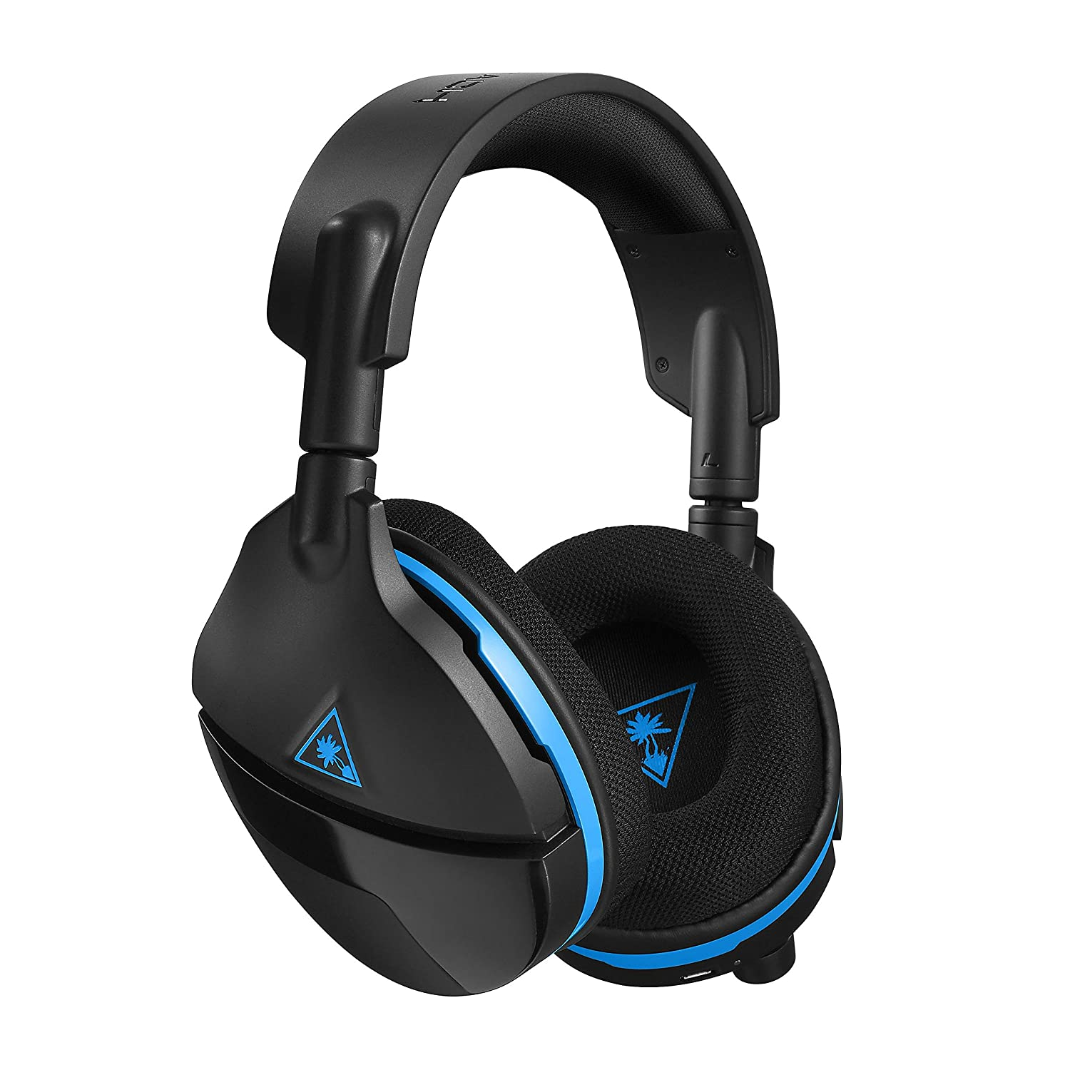 Amazon Com Turtle Beach Stealth 600 Wireless Surround Sound Gaming Headset For Playstation 4 Pro And Playstation 4 Video Games