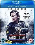 Patriots Day [Blu-ray + Digital HD] [2017]