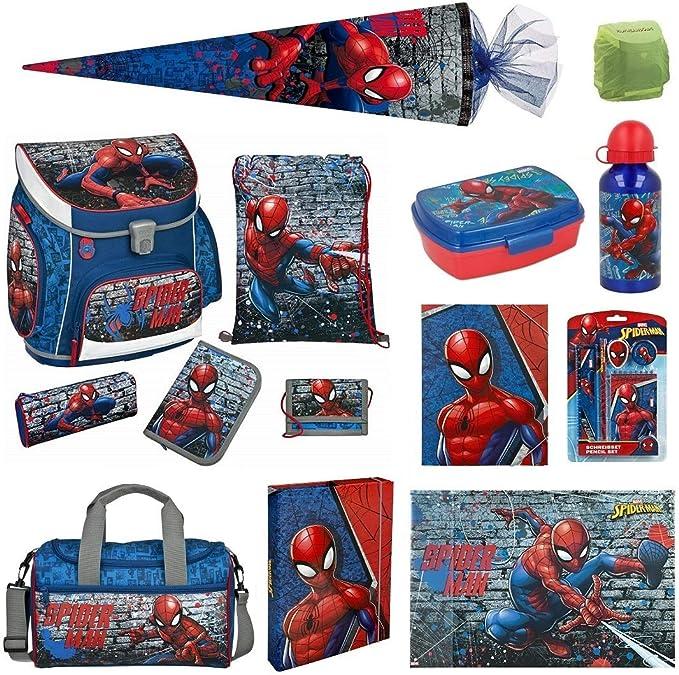 Exclusiv* Spiderman Sporttasche Reise Tasche Schultasche Spiderman Amazing EDEL