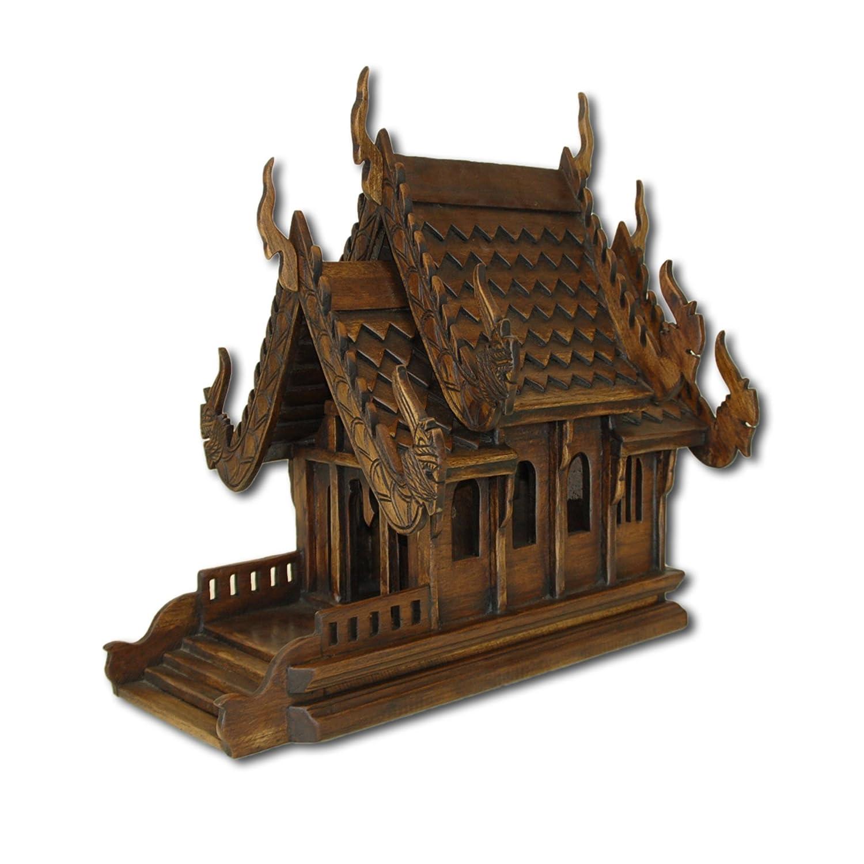 Wilai Wilai Wilai originales thailändisches Geisterhaus 45 cm 934cea