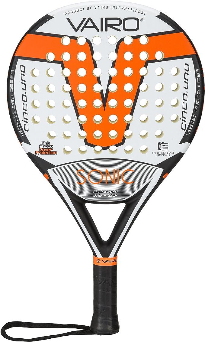 VAIRO Pala de Padel Sonic 5.1: Amazon.es: Deportes y aire libre