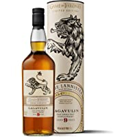 Lagavulin 9 Year Old Single Malt Scotch Whisky 70cl - House Lannister Game of Thrones Limited Edition
