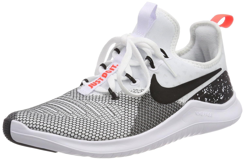 NIKE Womens Free TR 8 Running Shoes B000RN0ML2 7 M US|White/Black-total Crimson