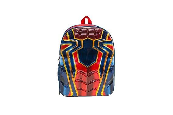 Amazon.com: Traje de Spiderman Marvel pecho Mochila Mochila ...