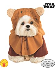Rubies Costume Co Star Wars Collection Pet Costume, Medium, Ewok