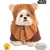Rubies Costume Co Star Wars Collection Pet Costume, X-Large, Ewok