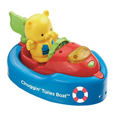 VTech Chuggin' Tunes Boat Toy: Toys & Games