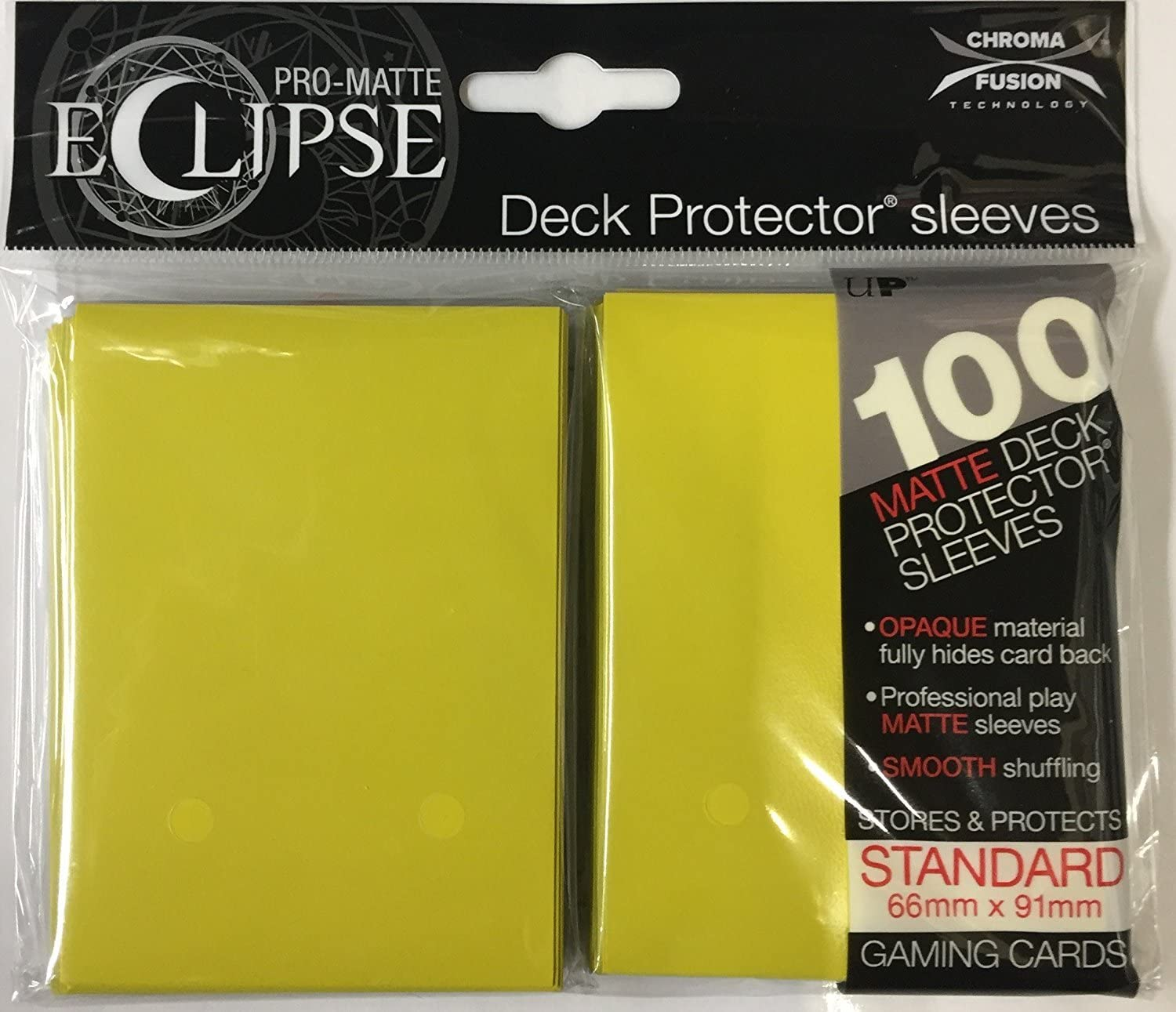 Ultra Pro Eclipse Card Sleeves Deck Protector PRO-Matte 100 Pokemon MTG