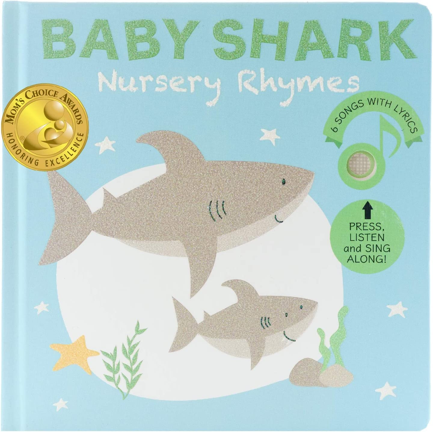 Interactive Sound Book for Babies and Toddlers Ages 1-3 You are My Sunshine Nursery Rhymes Calis Books