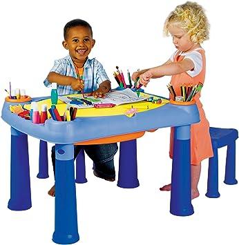 Keter Mesa de Juegos Infantil: Amazon.es: Juguetes y juegos