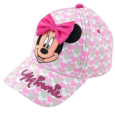 417f06748fe Amazon.com  Disney Toddler Girls Minnie Mouse Bowtique Baseball Cap ...