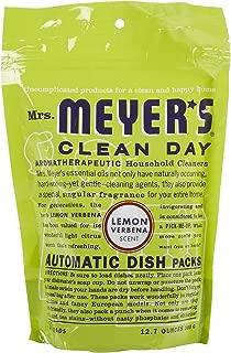 product image for Mrs. Meyer's, Dishwasher Lemon Verbena, 11.6 Ounce
