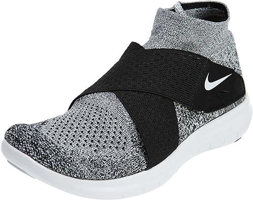 Nike Free RN Motion FK 2017, Zapatillas de Trail Running para Hombre, Multicolor (Black/White/Pure Platinum/Wolf Grey 001), 39 EU: Amazon.es: Zapatos y complementos