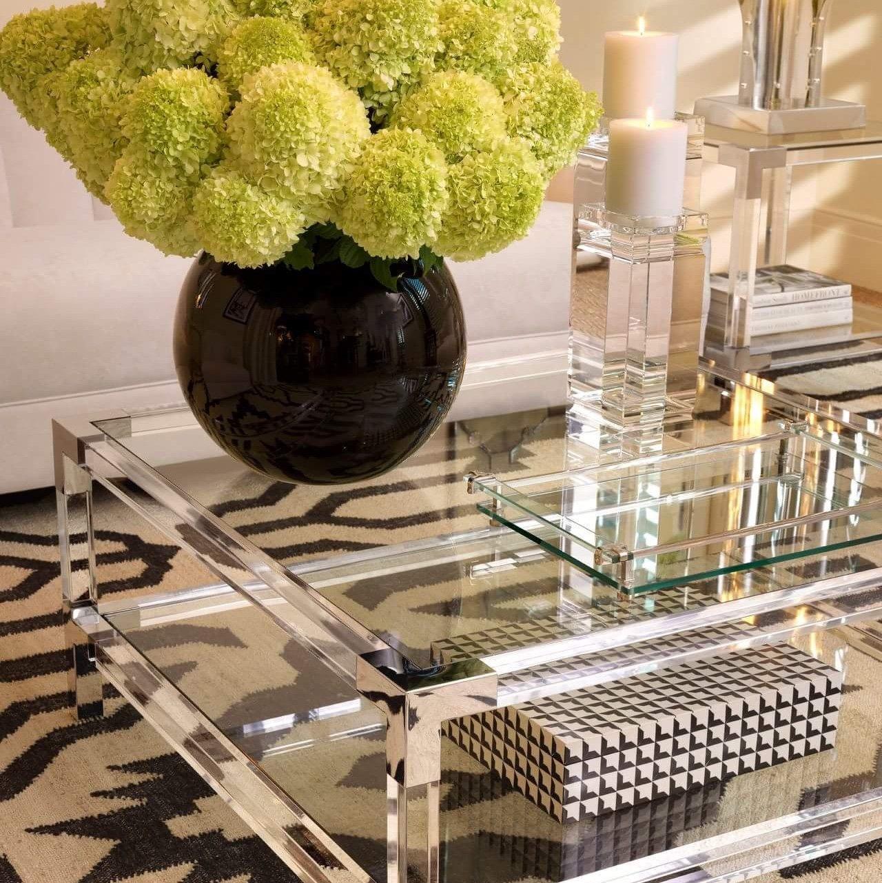 Glass Tray | Eichholtz Clemente