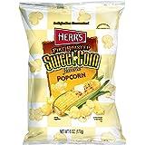 Herr's Fire Roasted Sweet Corn Popcorn, 6 Ounce (Pack of 9)