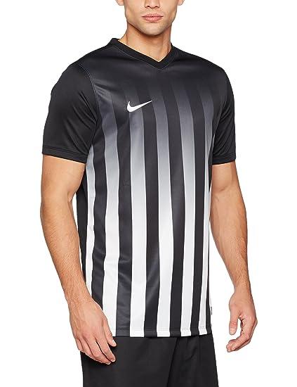 05e120c04d06c8 Nike SS Striped Division II - Men's T-Shirt: Amazon.co.uk: Shoes & Bags