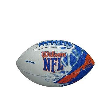 Wilson NFL Illuminator Junior - Balón de fútbol: Amazon.es ...