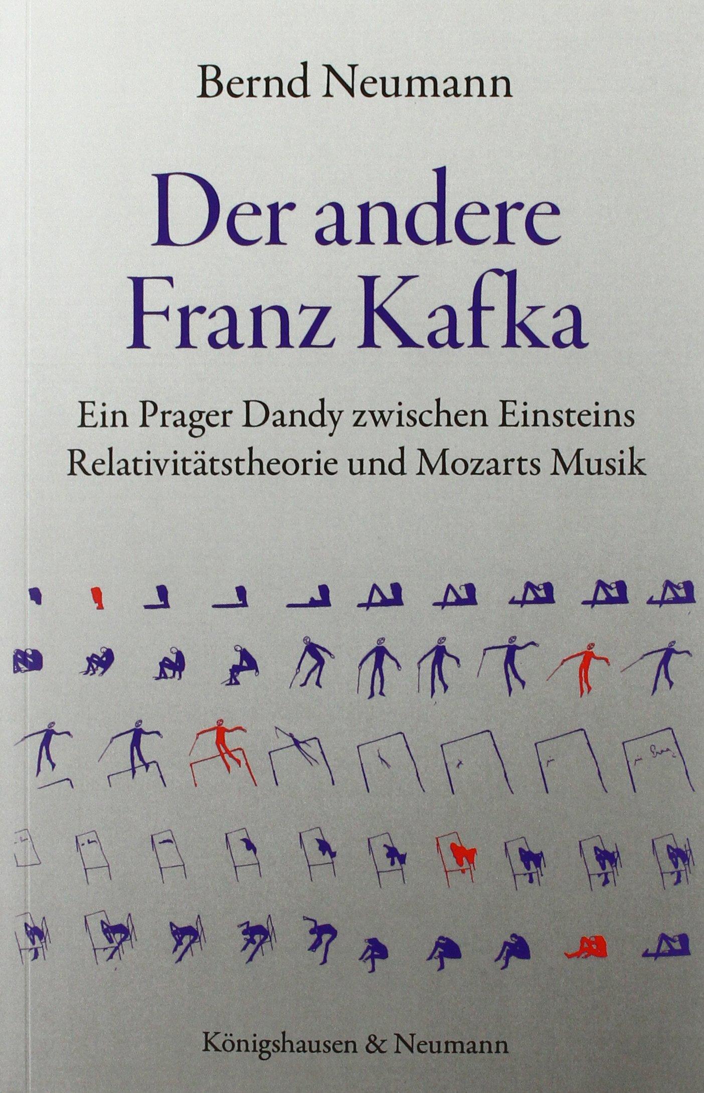 Der andere Franz Kafka: Ein Prager Dandy zwischen Einsteins ...