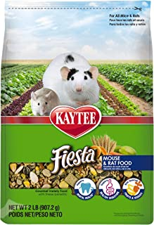 product image for Kaytee Fiesta Mouse And Rat Food, 2-Lb Bag