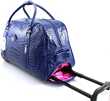 16b95b4effdb Image Unavailable. Image not available for. Colour: Ladies LYDC Designer  Luggage ...