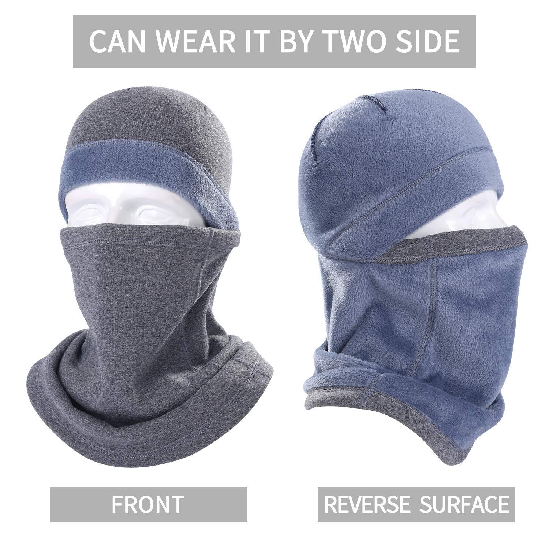 Face Mask Grey Cold Weather Balaclava Binmefvn rdCthxoBsQ