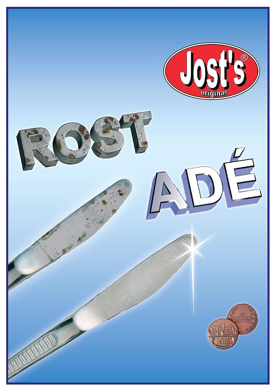 Jost's Original Rost Ade Anti-Rostmittel für Besteckteile in der Spülmaschine Jost' s Original ®