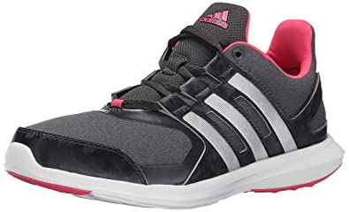 e1fe0bf7def Image Unavailable. Image not available for. Colour  adidas Performance  Hyperfast 2.0 K Running Shoe (Little Kid Big ...