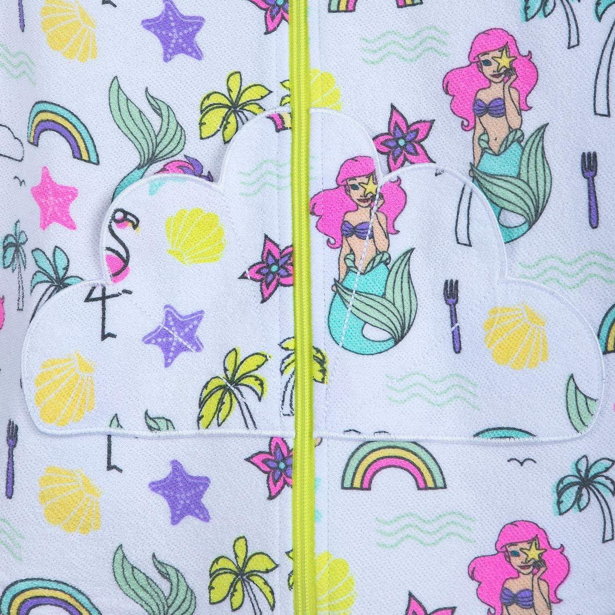 Disney Ariel Swim Coverup for Girls The Little Mermaid White