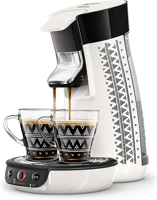 Philips SENSEO Viva Máquina de café en cápsulas, 0.9 L, Color ...