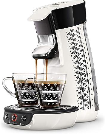 Philips HD6569/14 Senseo Viva Café - Cafetera de monodosis blanco: Amazon.es: Hogar