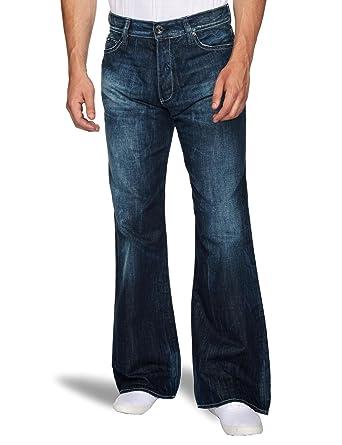 GAS North Woodstock Nr W570 Boot Cut Men's Jeans Blue