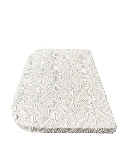 Phenomenal Amazon Com Casita Mattress 54 X 76 With Curve Replaces Dailytribune Chair Design For Home Dailytribuneorg