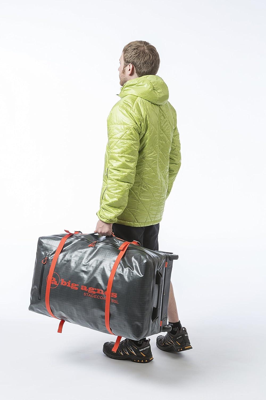 Big Agnes Stagecoach Waterproof Rolling Duffel Bag