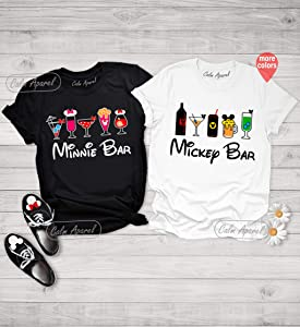 Minnie Bar Shirt, Food and Wine Festival Shirt, Epcot Shirt, Food Fest Vacation Shirt