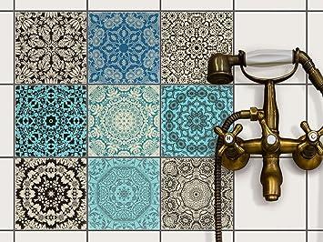 stickers carrelage mural salle de bain