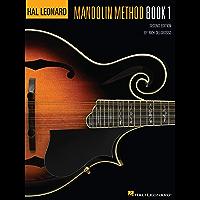 Hal Leonard Mandolin Method - Book 1 book cover