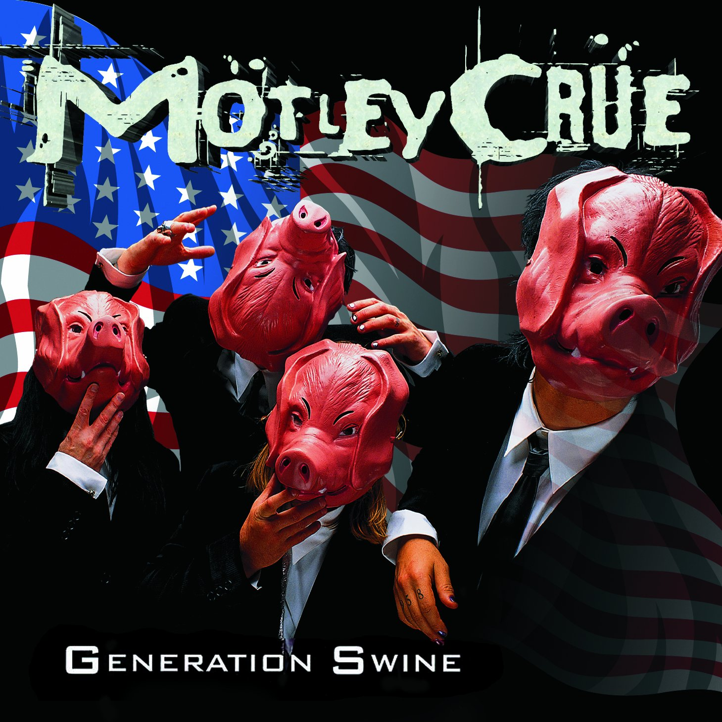 Mötley crüe mp3 collection (cd, cd-rom, compilation, unofficial.