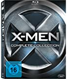 X-Men - Complete Collection [Blu-ray]