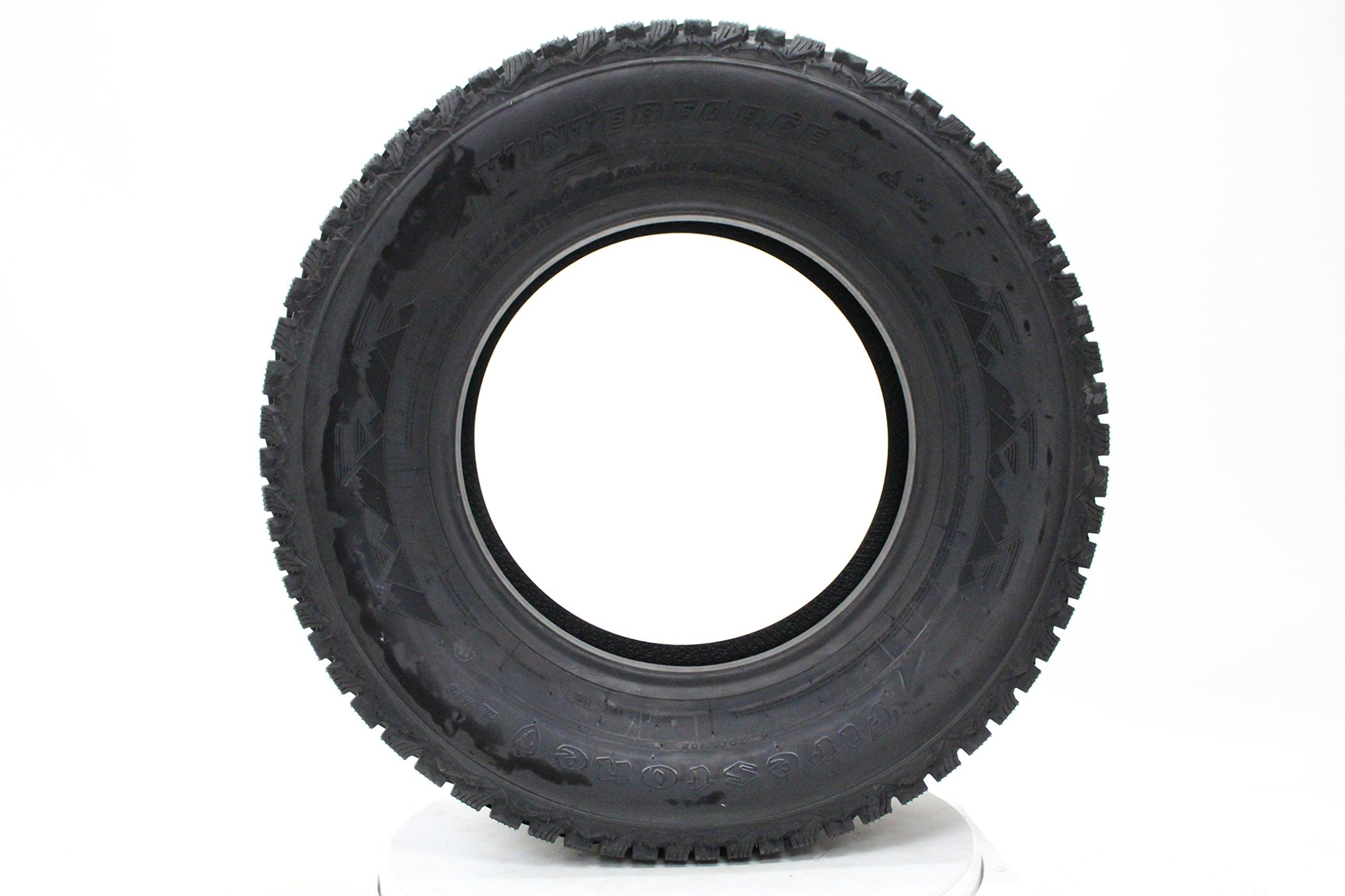 Firestone Winterforce UV Winter Radial Tire - 225/70R15 100S by Firestone (Image #2)